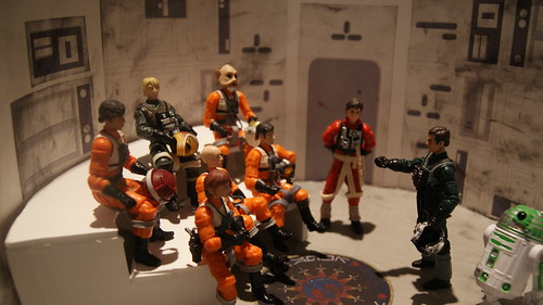 Rogue Squadron Briefing Room
