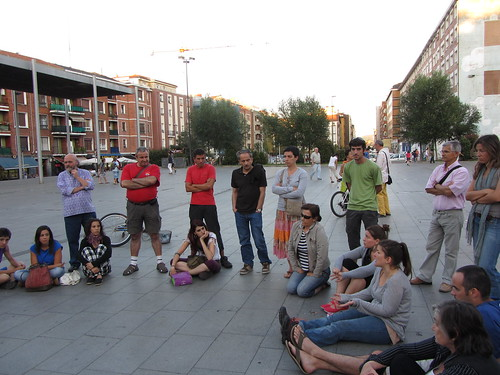 III Asamblea #15M en Getxo