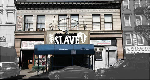 The Slave Theateras it looks now, 1215 Fulton Street between Bedford Avenue and Arlington Place in  Bedford-Stuyvesant Brooklyn NYC