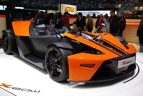 KTM X-Bow 2008