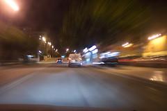 En el coche (de copiloto...)