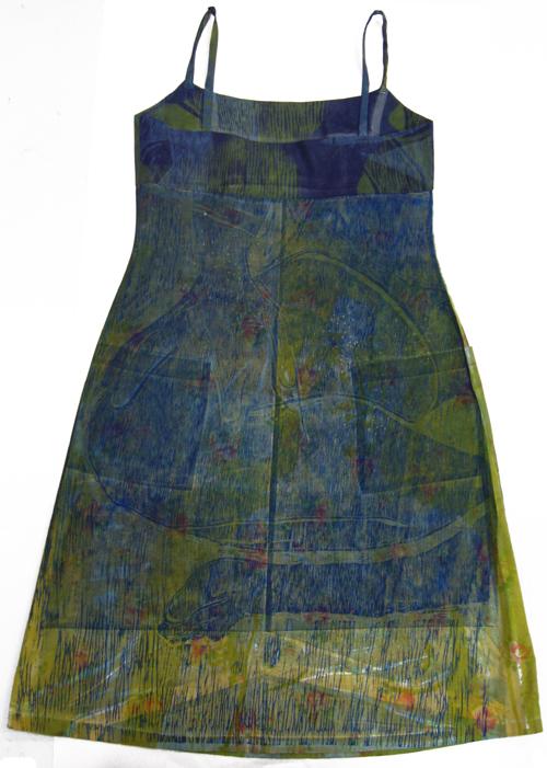 dress #6 state 6 (back)