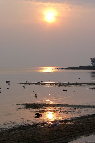 Sunrise - Mackinaw City, Michigan