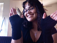 Fingerless Gloves 118