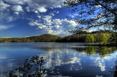 Waterworld (franz75) Tags: panorama cloud lake water clouds d50 landscape lago reflex nikon nuvole nuvola piemonte piedmont hdr ivrea riflesso sirio eporedia canavese mywinners abigfave absolutelystunningscapes nikonflickraward