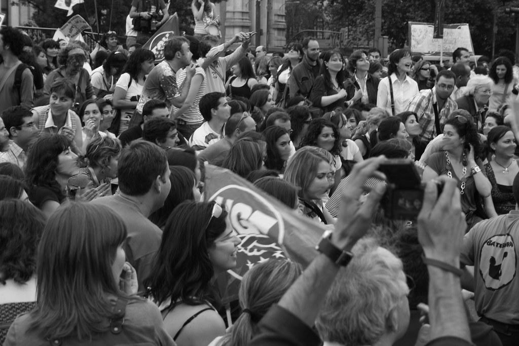 Manifestación contra la privatización 01