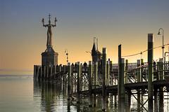 Lago Constanza (Bodensee) (juceveju) Tags: sunset lake germany lago atardecer deutschland alemania bodensee lagoconstanza
