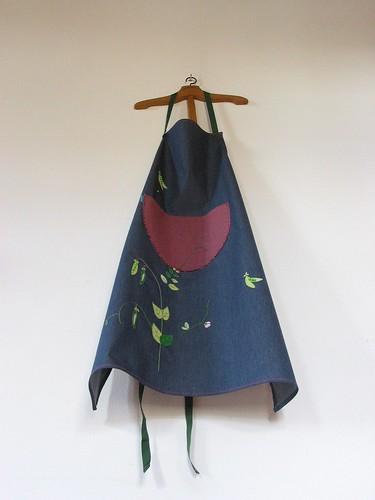 O avental da Carolina