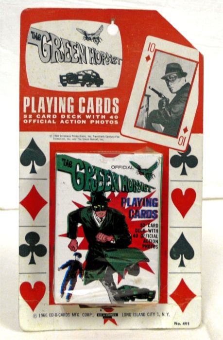 greenhornet_playingcards