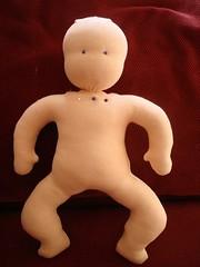 waldorf baby doll