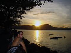 Rio de Janeiro, Brasil. (Rodrigo_Soldon) Tags: sunset cidade brazil seascape sol rio brasil bar sailboat de lan