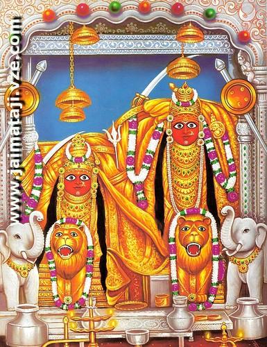 Ashapura Ma Piplaowali by Ash_Patel.