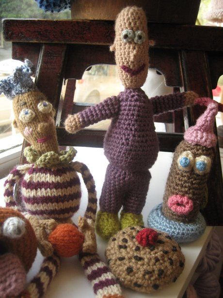 The Amigurumi Gang
