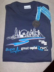 Great Capital Run - Race Bling