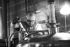 Alameda Brewhouse (portlandbeer.org) Tags: beer oregon brewing portland eric brewery alameda brew tun brewpub brewhouse mash brewmaster alamedabrewhouse portlandbeerorg wathen ericwathan