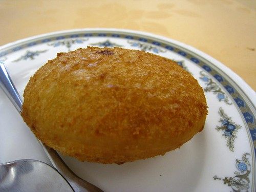 Fried Ice-Cream @ Singapura Restaurant