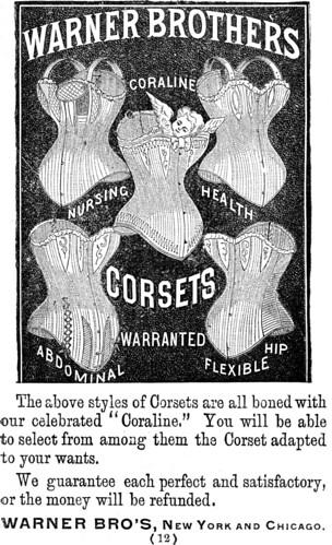 ephemera corsets vintagead