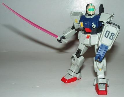 RX-79(G) Gundam GM Head d by you.