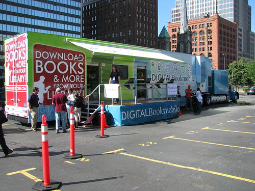 Digipalooza '08 6 - Digital Bookmobile
