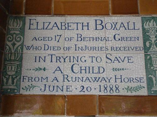 Elizabeth Boxall