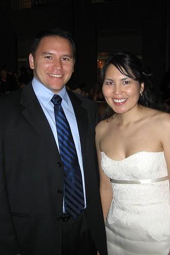 Jose and Meryl