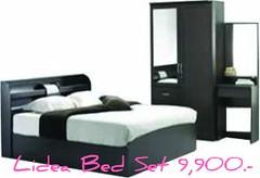 ชุดห้องนอนลิเดีย 9900