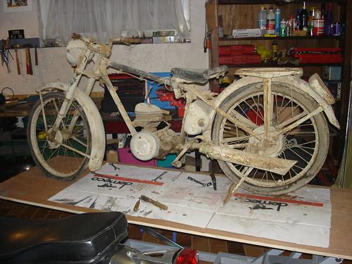 Terrot MT1 1950 100cc 2 stroke