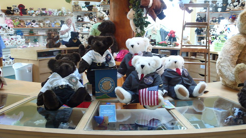 Obama & McCain Teddy Bears