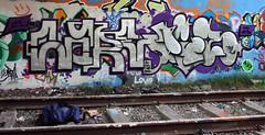 care-tea (TEAONE 9N069T) Tags: old graffiti tea skool chrome preston care kgb trackside nsa poulton teaone