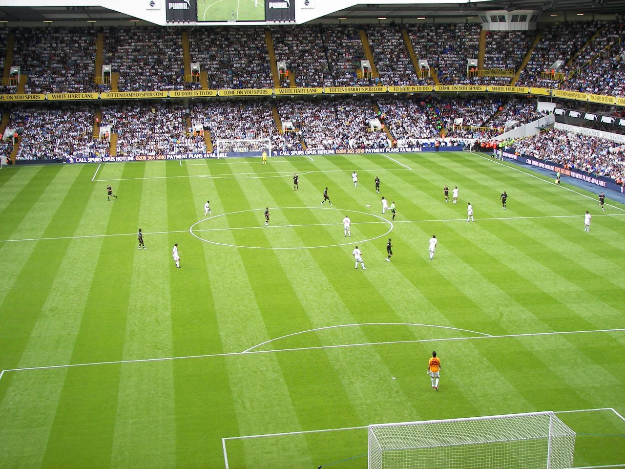 Spurs-AS Roma 5-0