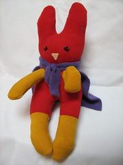 Super Sock Rabbit