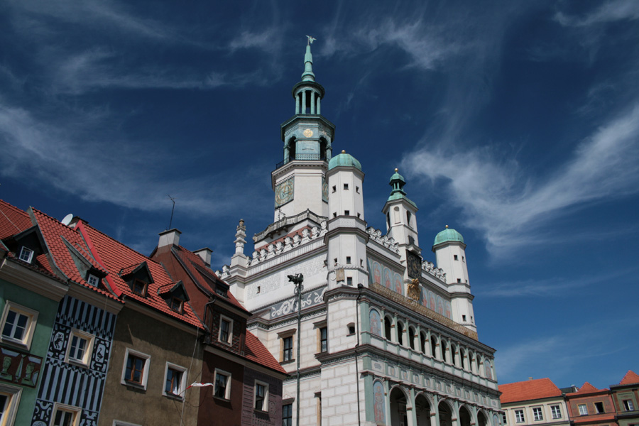 City Hall / Poznań