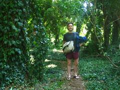 Steve on Hike to Honolua (Steve Isaacs) Tags: hawaii mauihawaii