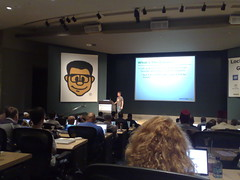 Gnomedex Danny Sullivan Of Search Engine Land