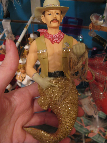Gay Cowboy Merman