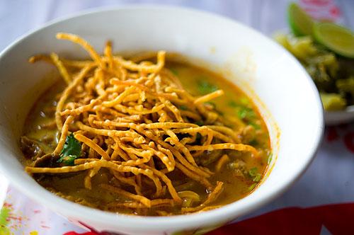 Khao soi, Lampang