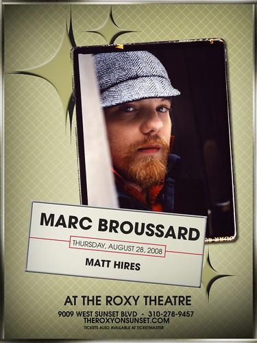 Marc Broussard 8/28