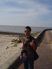 En la playa de Harlingen (pablobarce) Tags: netherlands holanda harlingen
