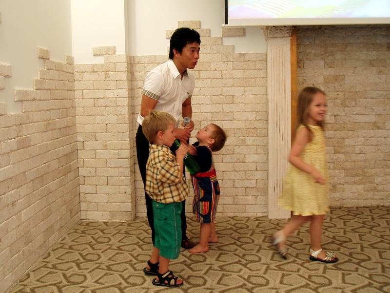 Prince Sergei's birthday party(5)