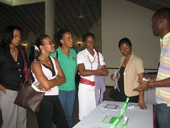 Jamaican ICT4D practitioners and teachers see the XO in action