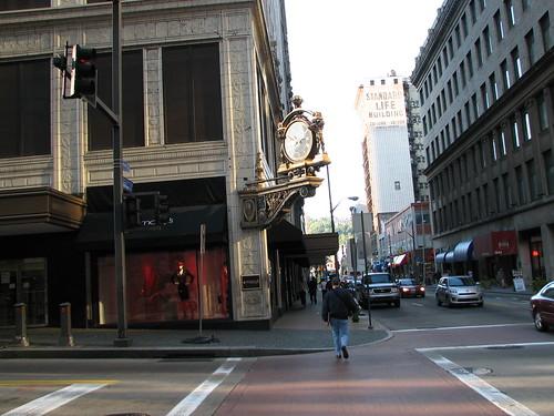 kaufmann's dept store (now macy's)