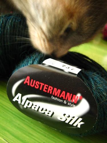 Alpaca silk - Vimma