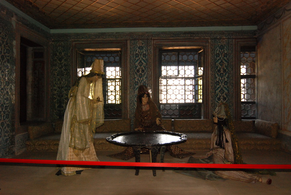 Topkapi Palace托普卡匹皇宮(舊皇宮)