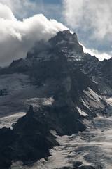 Mighty Little Tahoma (Mike_100) Tags: mountain clouds washington hiking peak glacier rainier mtrainier tahoma littletahoma