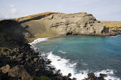 Green Sand Beach (Waikapuna, Hawaii, United States) Photo