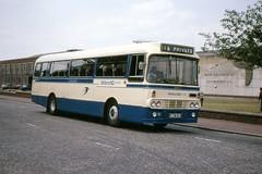 Birthplace (georgeupstairs) Tags: bus scotland alexanders leopard alexander 1979 midland leyland falkirk ytype midlandscottish alexandersmidland ams513k mpe113