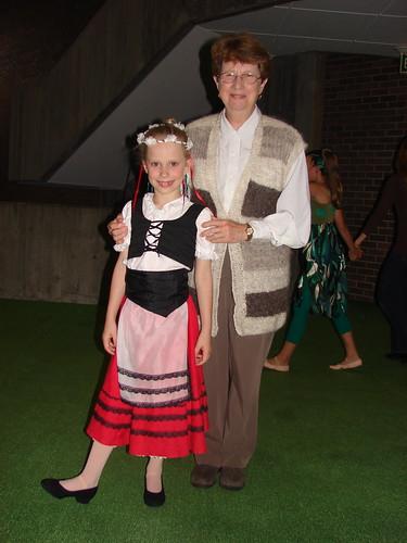 Ballet costume 2007