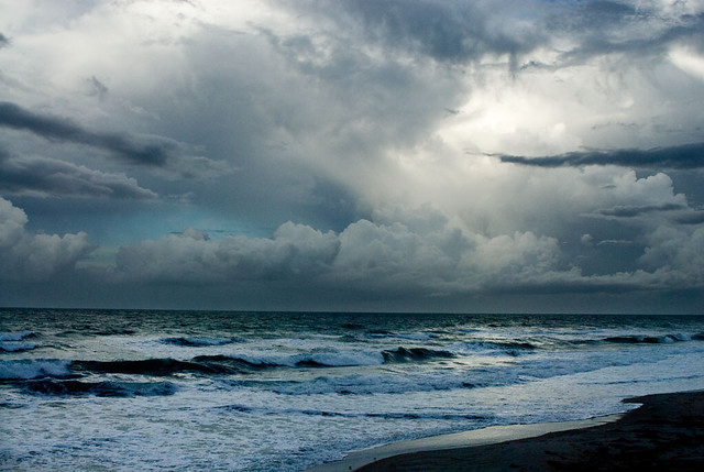 Ocean Evening Atlantic