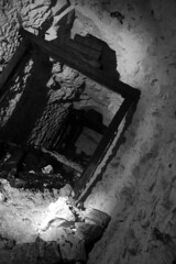 Foxenden quarry deep shelter (Nathan L. Roker) Tags: road york light lightpainting abandoned rock painting underground chalk nikon long exposure deep surrey bunker ww2 1855 shelter guildford derelict quarry deserted worldwartwo yorkroad d40 nikond40 foxenden foxendenquarrydeepshelter