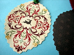 XL Reindeer gift tags